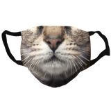 "Keep America High™ Benito ""Meow"" Face Mask"