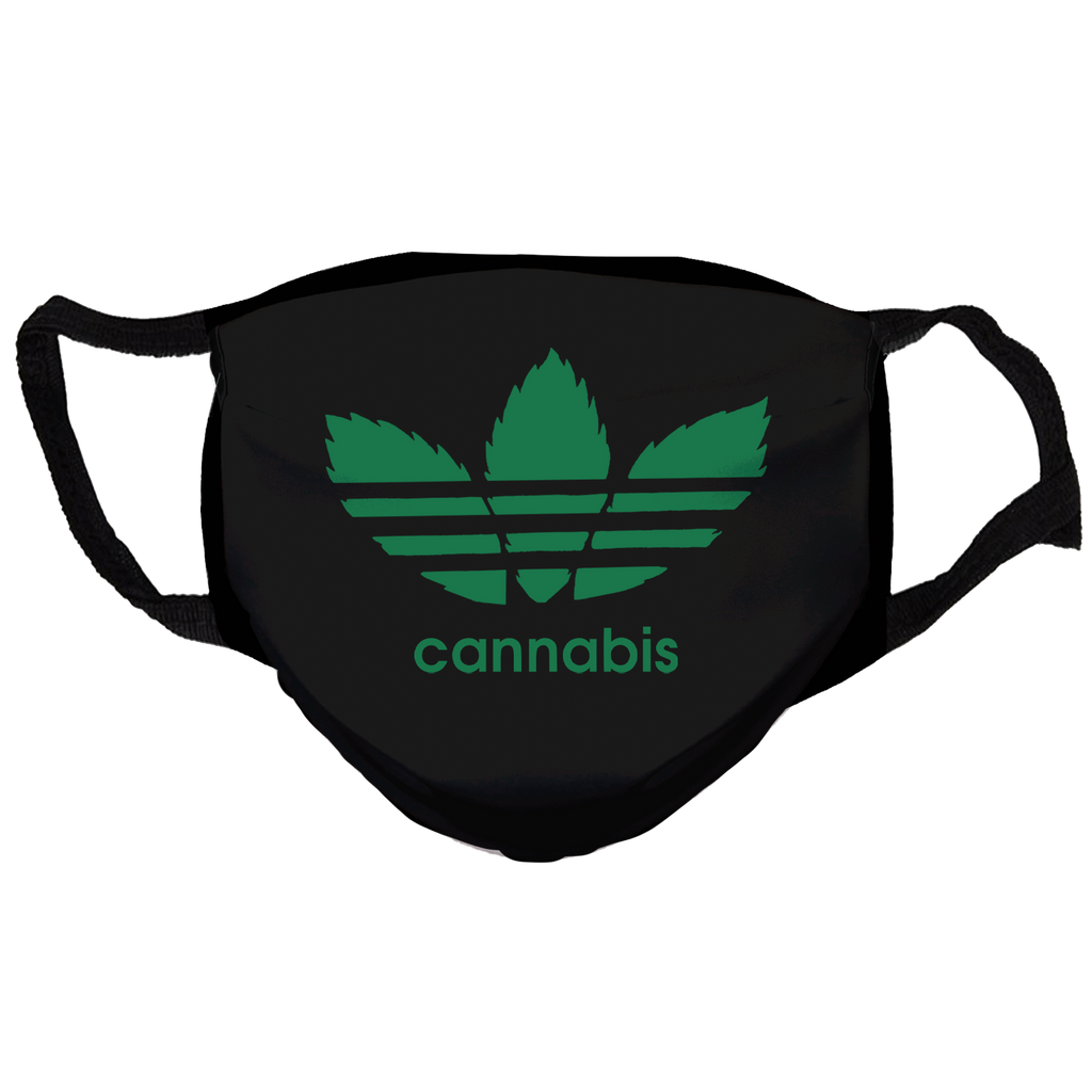Keep America High™ Cannabis Reusable and Washable Anti-Germ and Pollution Mask Cover