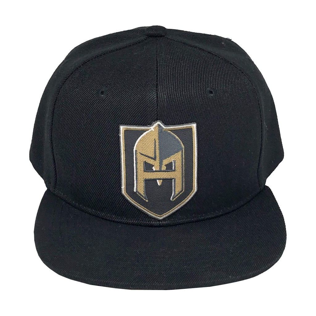 Keep America High™ headware Hash Knight Hat - Black 6 Panel