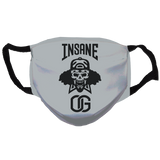 Keep America High™ Insane OG Reusable and Washable Anti-Germ and Pollution Mask Cover