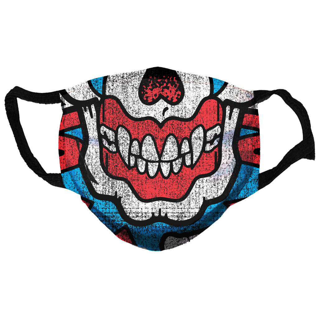 Keep America High™ Original Graffix Clown Face Mask
