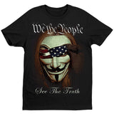 Daveed Benito We the People T-Shirt