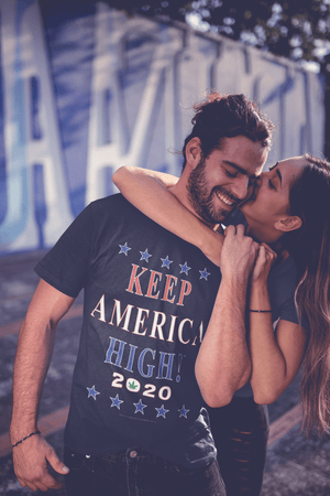 Keep America High™ Unisex Official Keep America High™ T-Shirt
