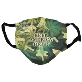 Grower Camo  Reusable and Washable Anti-Germ and Pollution Face Mask Cover