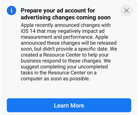 Apple IOS 14 Will Negatively Affect Your Facebook Ads