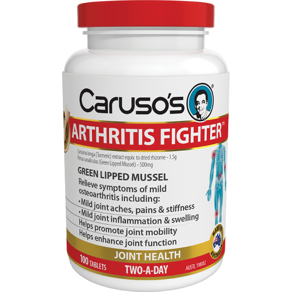 Caruso's Arthritis Fighter - 100 tablets