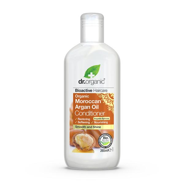 Dr. Organic Moroccan Argan Oil Conditioner 265ml