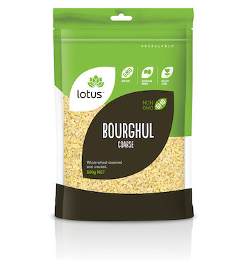 Lotus Bourghal Course 500g