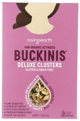 Buckinis - Deluxe Clusters (400g)