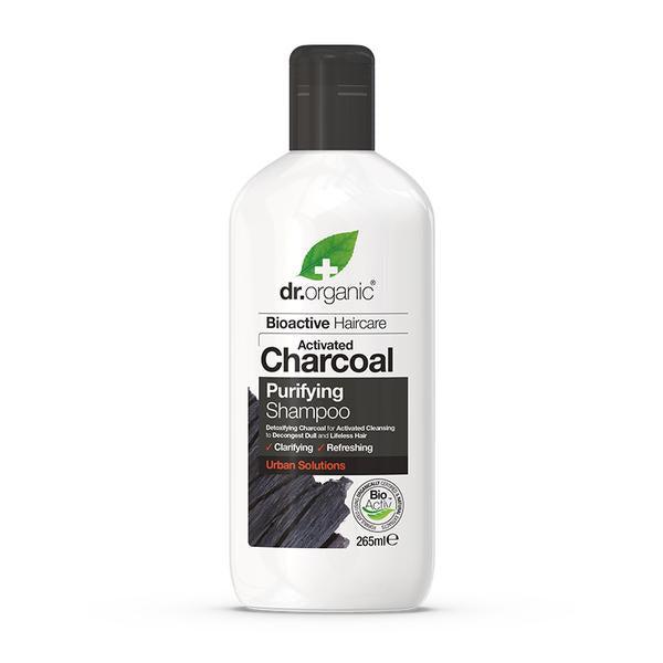 Dr. Organic Charcoal Shampoo 265ml