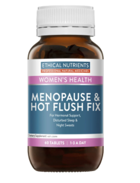 Ethical Nutrients Menopause & Hot Flush Fix 60T