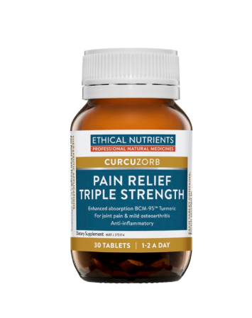 Ethical Nutrients Pain Relief Triple Strength 30t