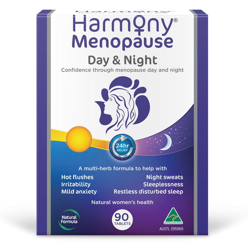 Harmony Menopause Day and Night 45 Tablets