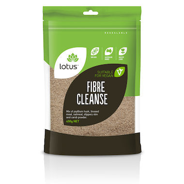 Lotus Fibre Cleanse 450g