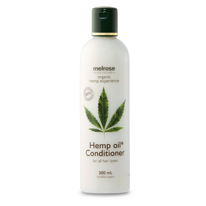 Melrose Organic Hemp Conditioner 300ml