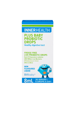 Inner Health Plus Baby Probiotic Drops 8ml