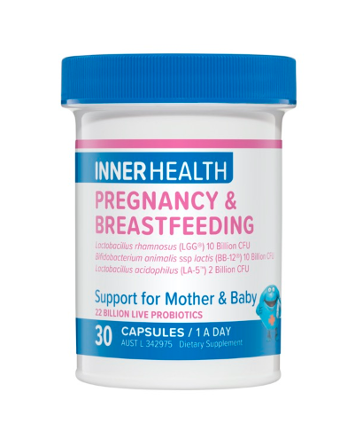 Inner Health Pregnancy and Breastfeeding 30c