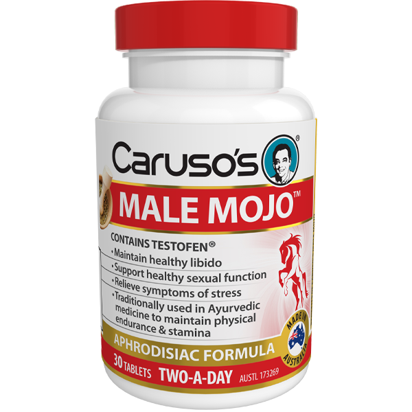 Caruso's Male Mojo - 30 Tablets