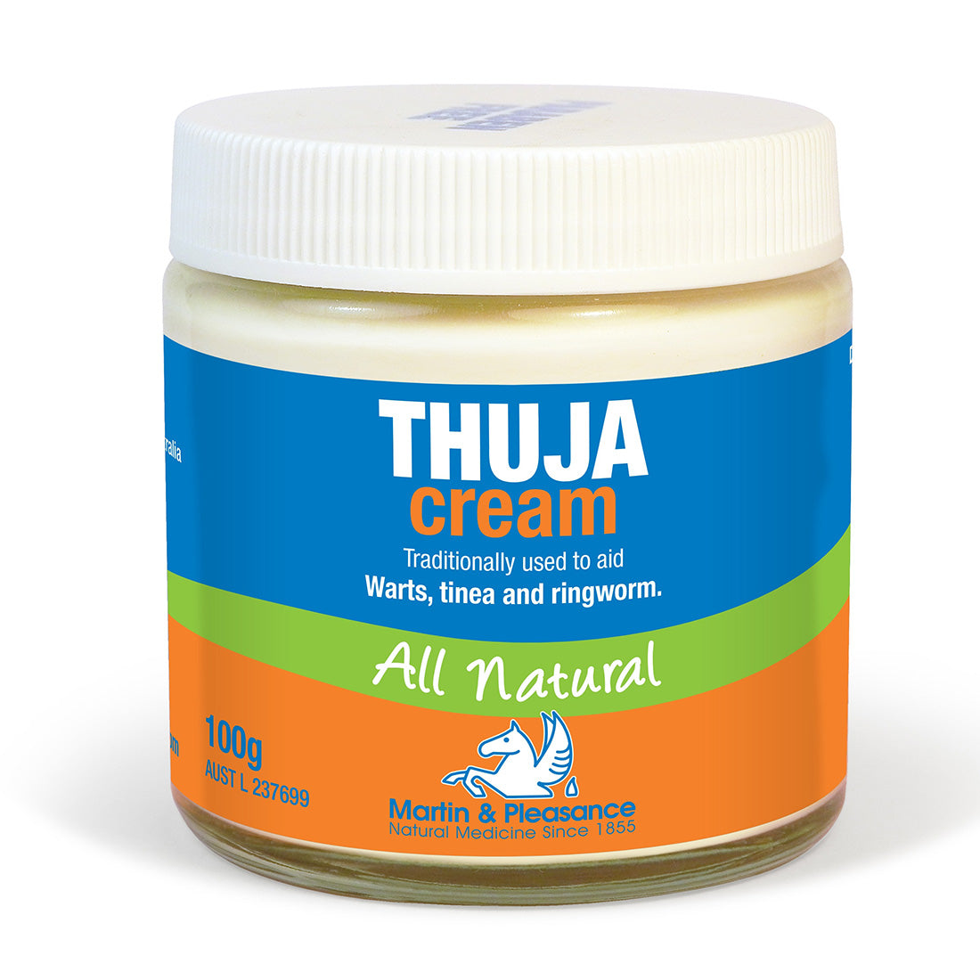 Martin & Pleasance Herbal Cream Thuja 100g