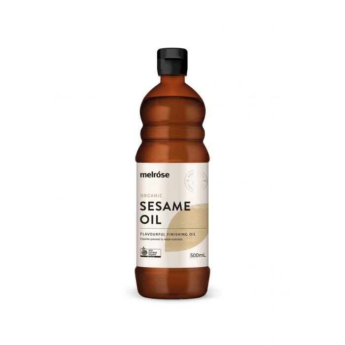 Melrose Sesame Oil 500ml