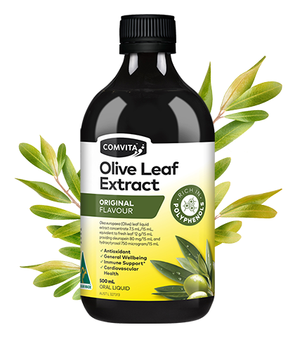 Comvita Olive Leaf Extract Original - 500ml