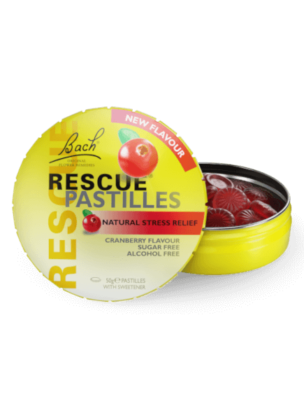 Rescue Remedy Pastilles Cranberry 50g
