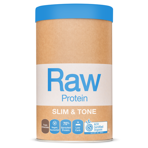 Amazonia Raw Slim & Tone Protein Triple Chocolate 1kg