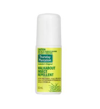 Thursday Plantation Walkabout Insect Repellent 50ml