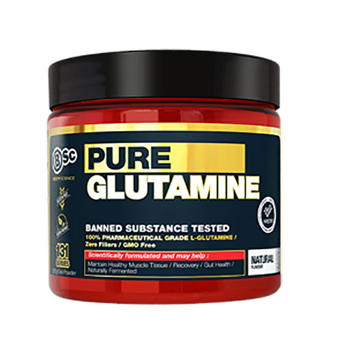 Body Science Glutamine 250g
