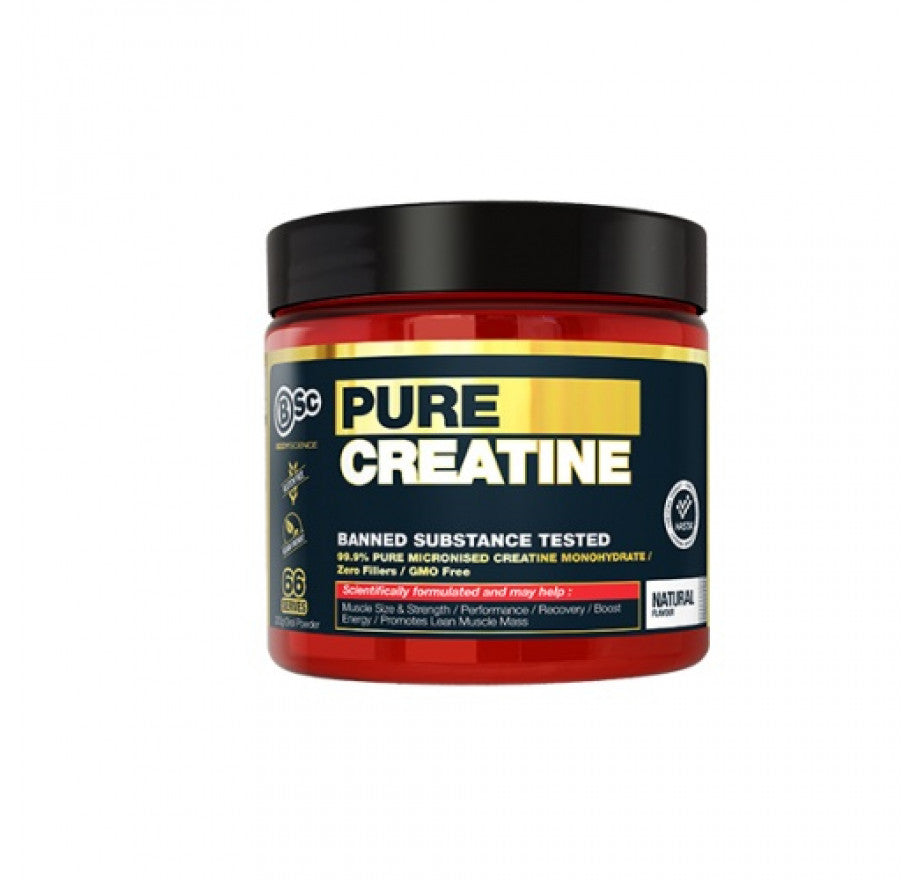 Body Science Creatine 200g
