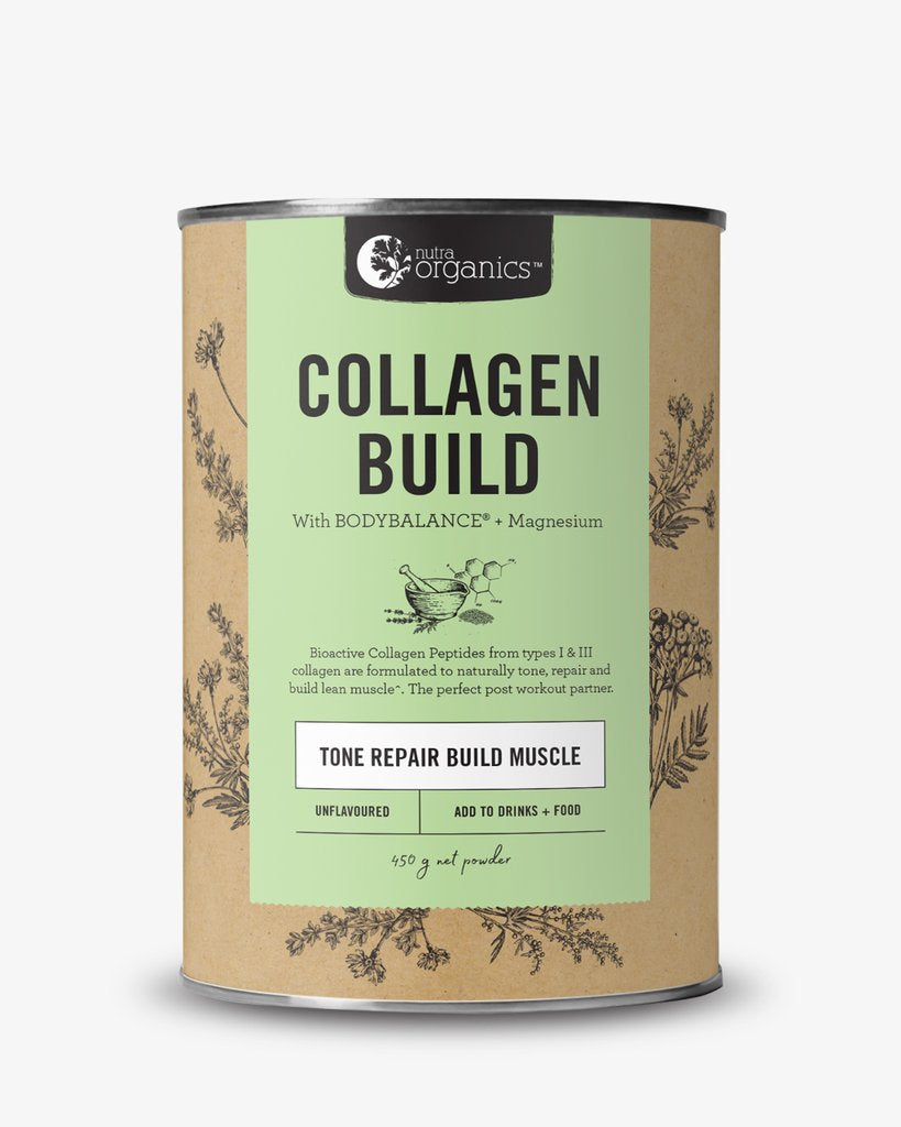 Nutra Organics - Collagen Build 450g