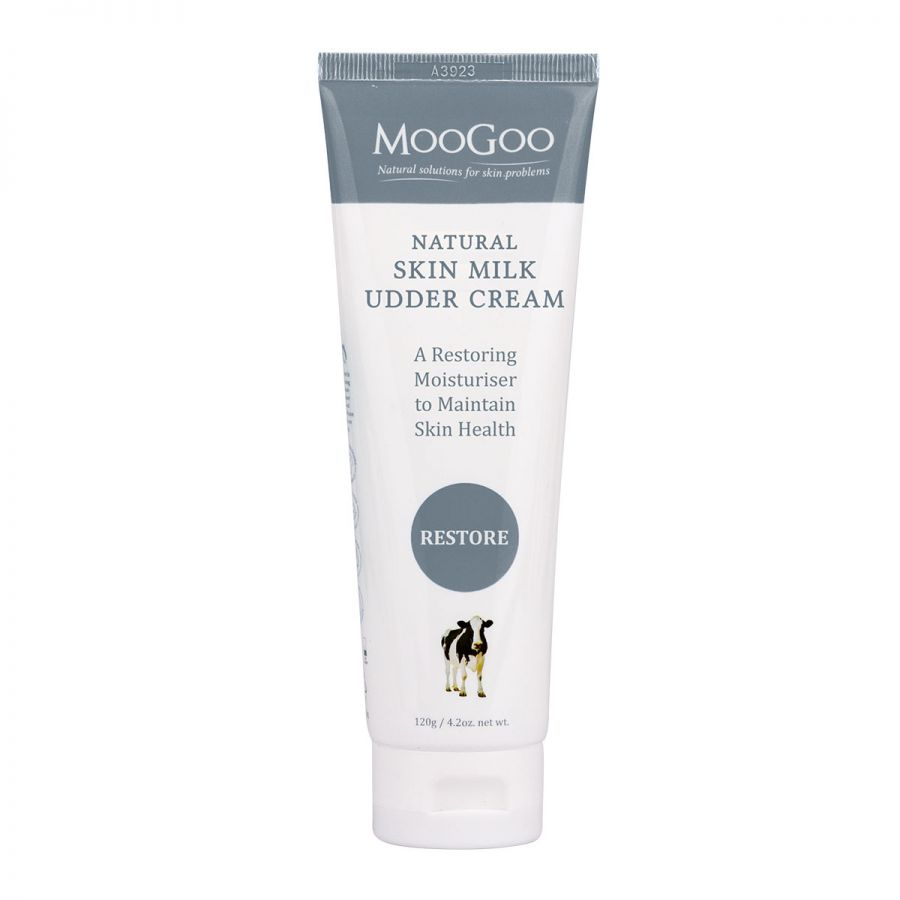 MooGoo Natural Skin Milk Udder Cream 120g