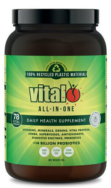 Vital All In One Vitamin Powder 1kg