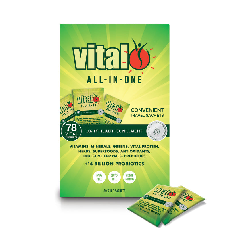 Vital All In One Sachets 30 x 10g