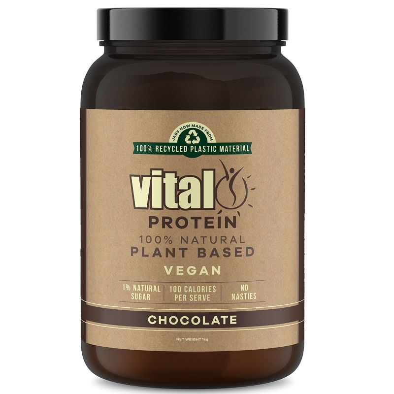 Vital Plant Based Protein Chocolate 1kg