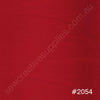 #2054 Rasant 120 Thread Red