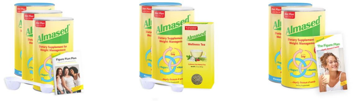 almased bestsellers for weight loss and control and a healthy lifestyle