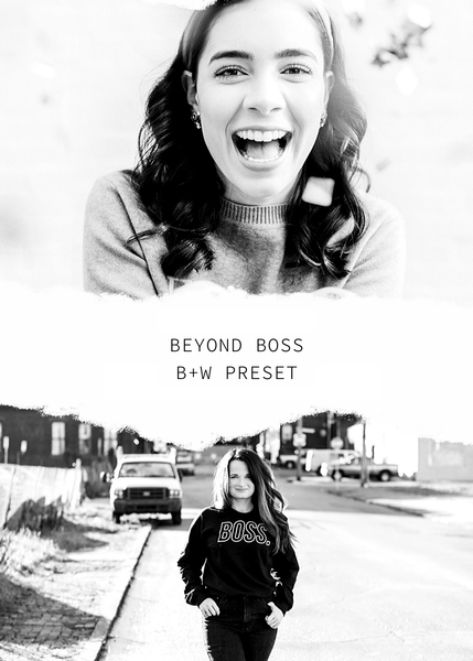 The Beyond Boss B+W Mobile Preset