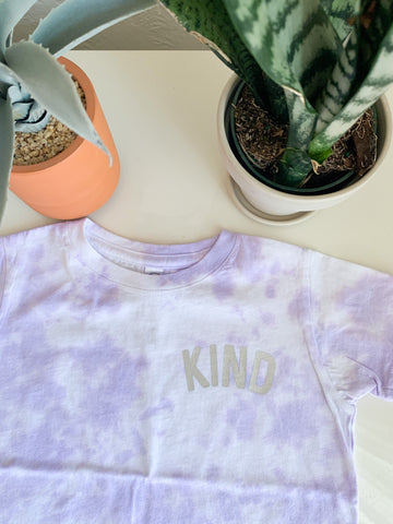 "The Charlotte - Kids Tee ""KIND"""