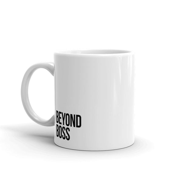 """Boss"" 11oz Logo Mug"