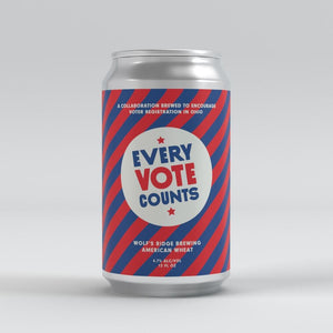 Every Vote Counts 6-Pack