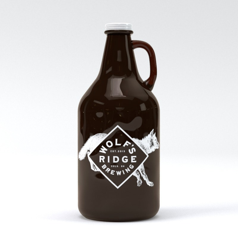 64oz Growlers
