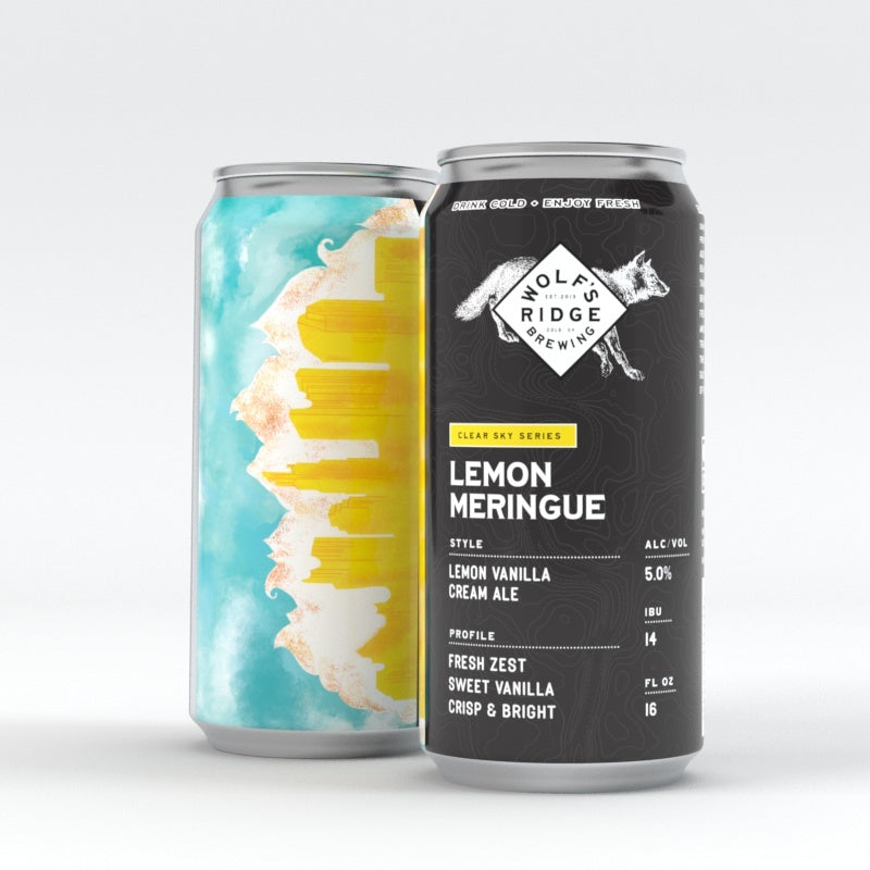 Lemon Meringue 16oz 4-Pack
