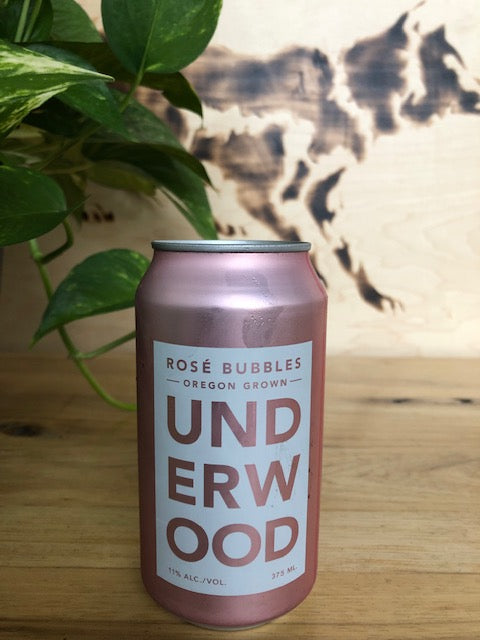 Underwood Rosé Bubbles (375 ml can)
