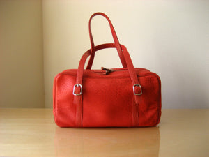 Du Calite LONG (Sheepleather Red) favor-POCO - Aging Aging