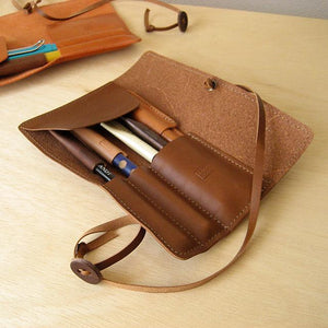 Roll Pen Case MINI favor-POCO /Aging Aging