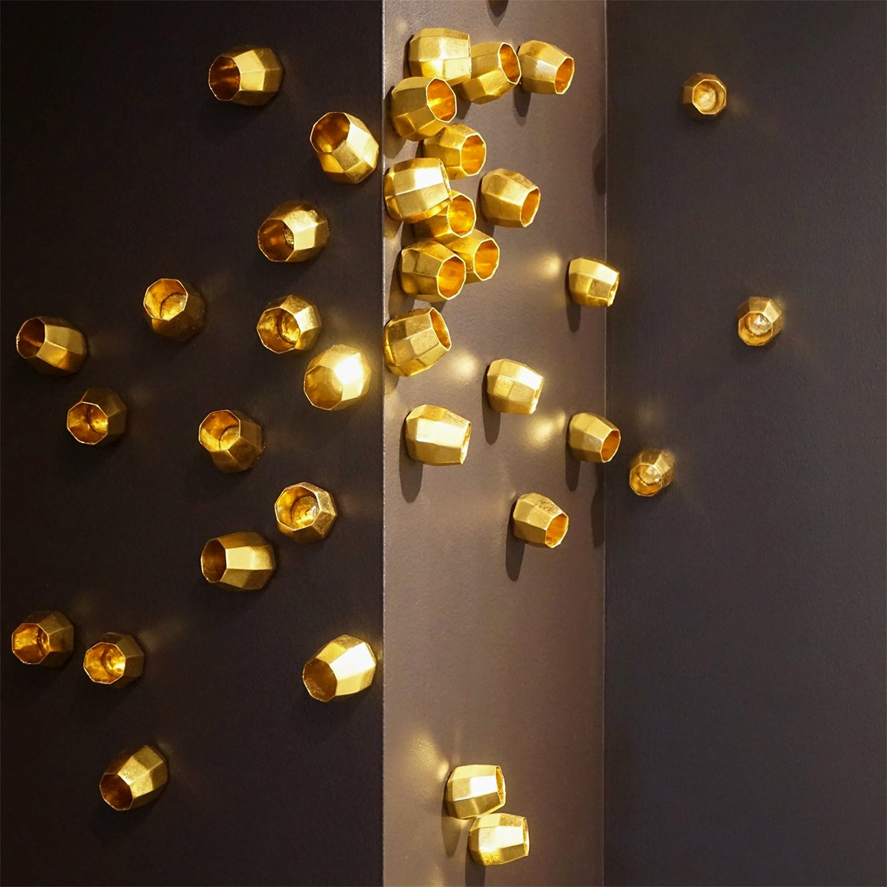 Wall Play™: Barnacle, Gold Leaf