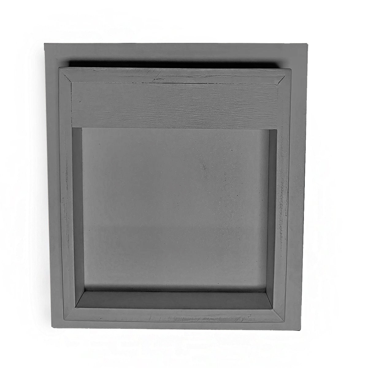 Wall Play™ Substrate Grey Dove w/ Beehive Black & Cream