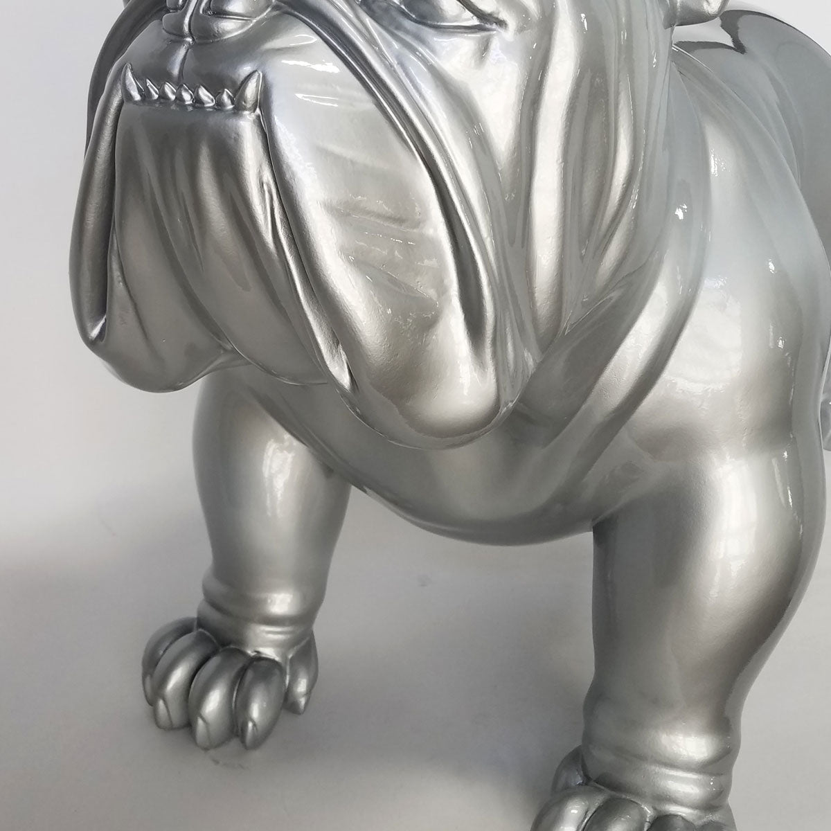 Silver Bulldog Bottom