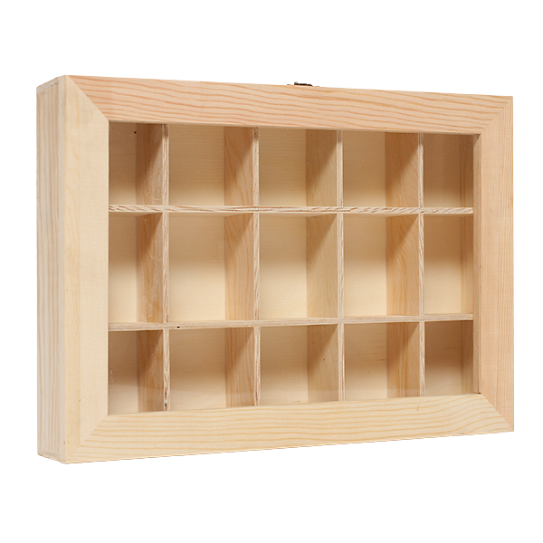 Studio Collection Box, 15 compartments